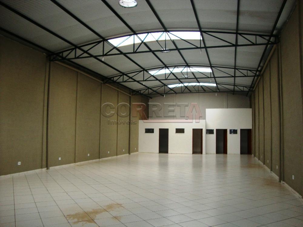 Alugar Comercial / Salão em Araçatuba. apenas R$ 2.500,00