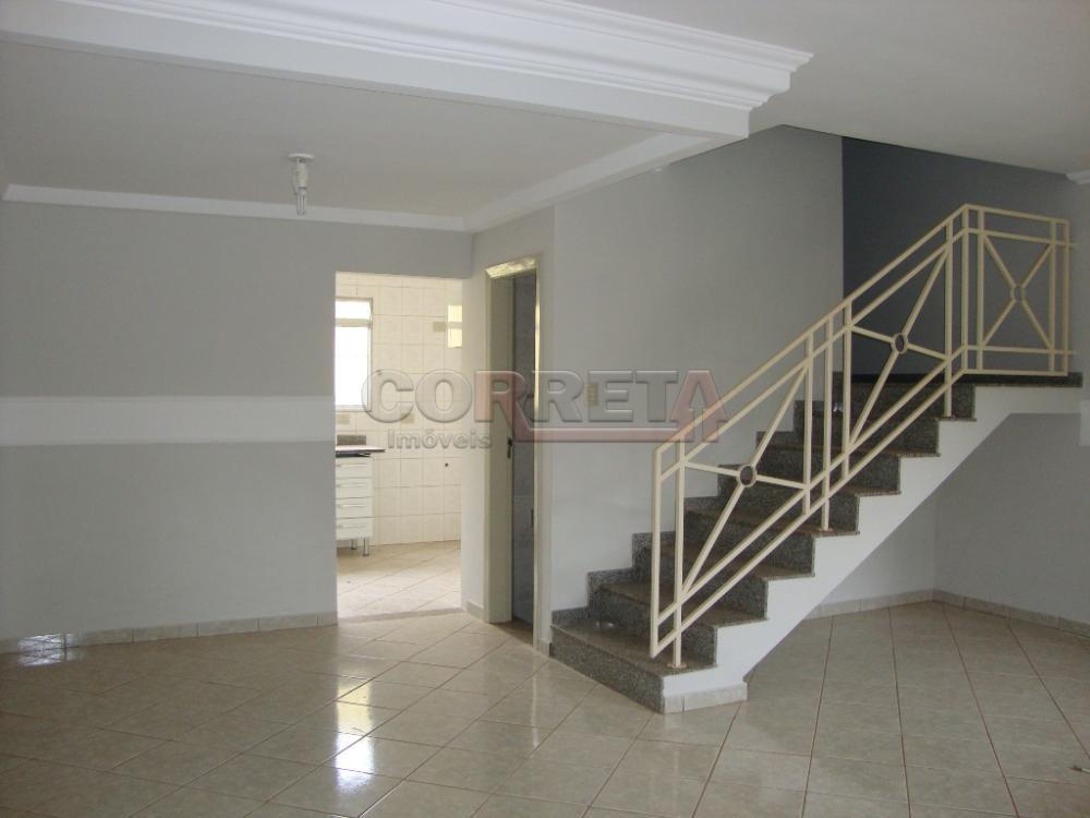 Alugar Casa / Condomínio em Araçatuba. apenas R$ 900,00