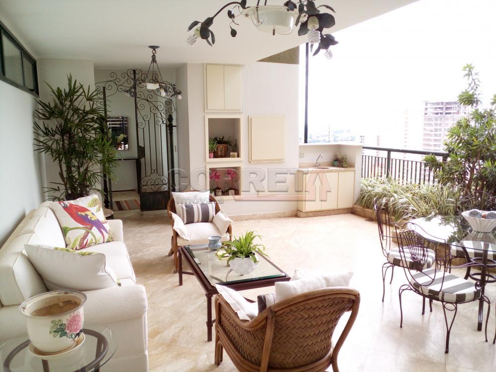 Aracatuba Apartamento Venda R$1.200.000,00 Condominio R$2.100,00 3 Dormitorios 3 Suites Area construida 354.00m2