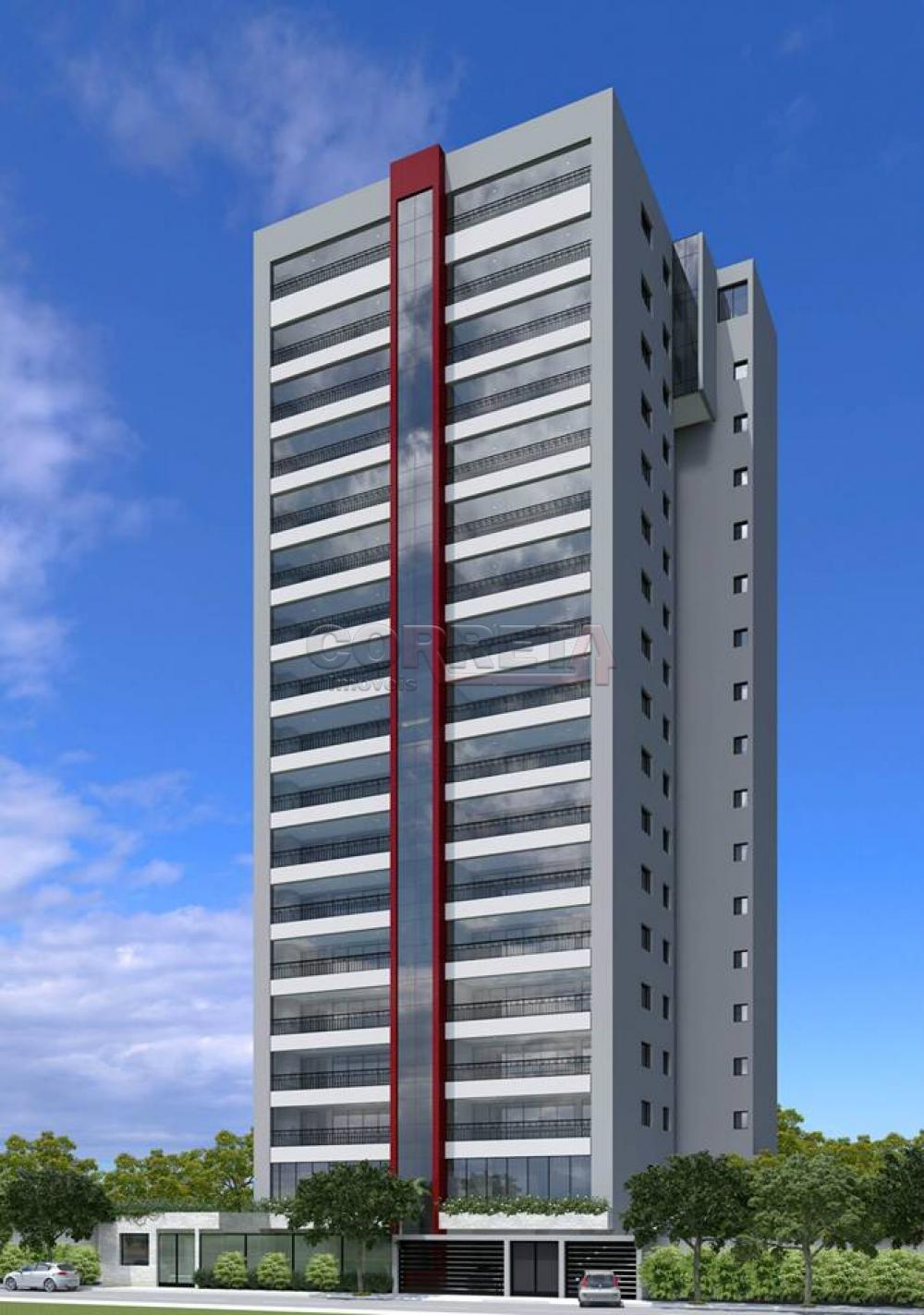 Aracatuba Apartamento Venda R$1.150.000,00 3 Dormitorios 3 Suites Area construida 204.00m2