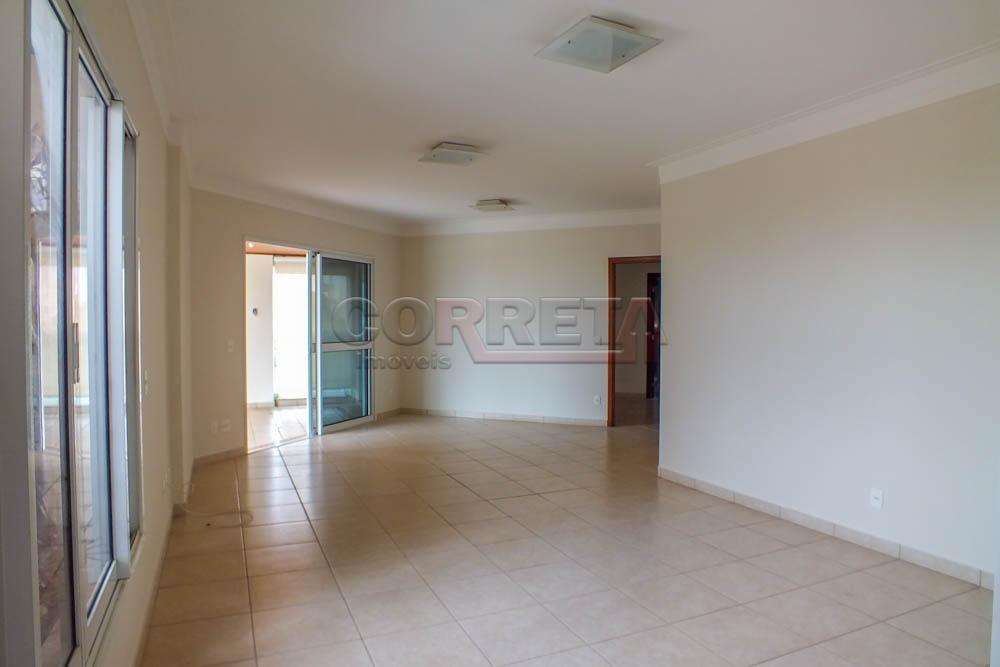 Aracatuba Apartamento Locacao R$ 2.500,00 Condominio R$1.100,00 3 Dormitorios 3 Suites Area construida 215.00m2