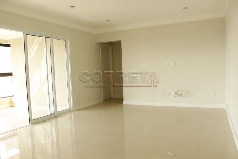 Aracatuba Apartamento Venda R$750.000,00 Condominio R$500,00 3 Dormitorios 3 Suites Area construida 138.00m2