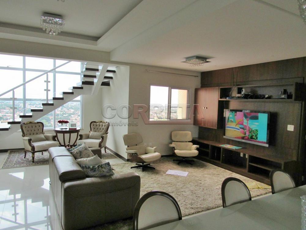 Aracatuba Apartamento Venda R$1.500.000,00 Condominio R$1.000,00 4 Dormitorios 4 Suites Area construida 227.19m2