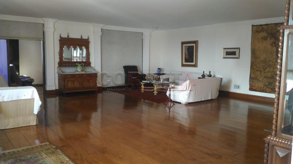 Aracatuba Apartamento Venda R$1.200.000,00 Condominio R$3.600,00 4 Dormitorios 2 Suites Area construida 454.00m2