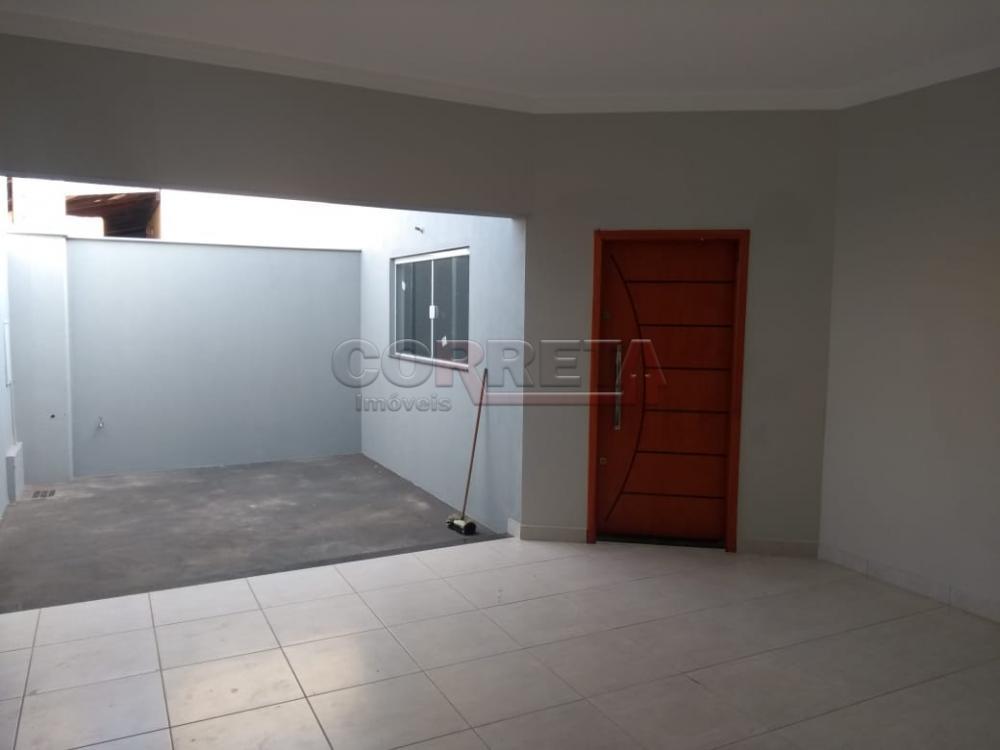 Aracatuba casa Venda R$350.000,00 3 Dormitorios 1 Suite Area do terreno 250.00m2 Area construida 134.00m2