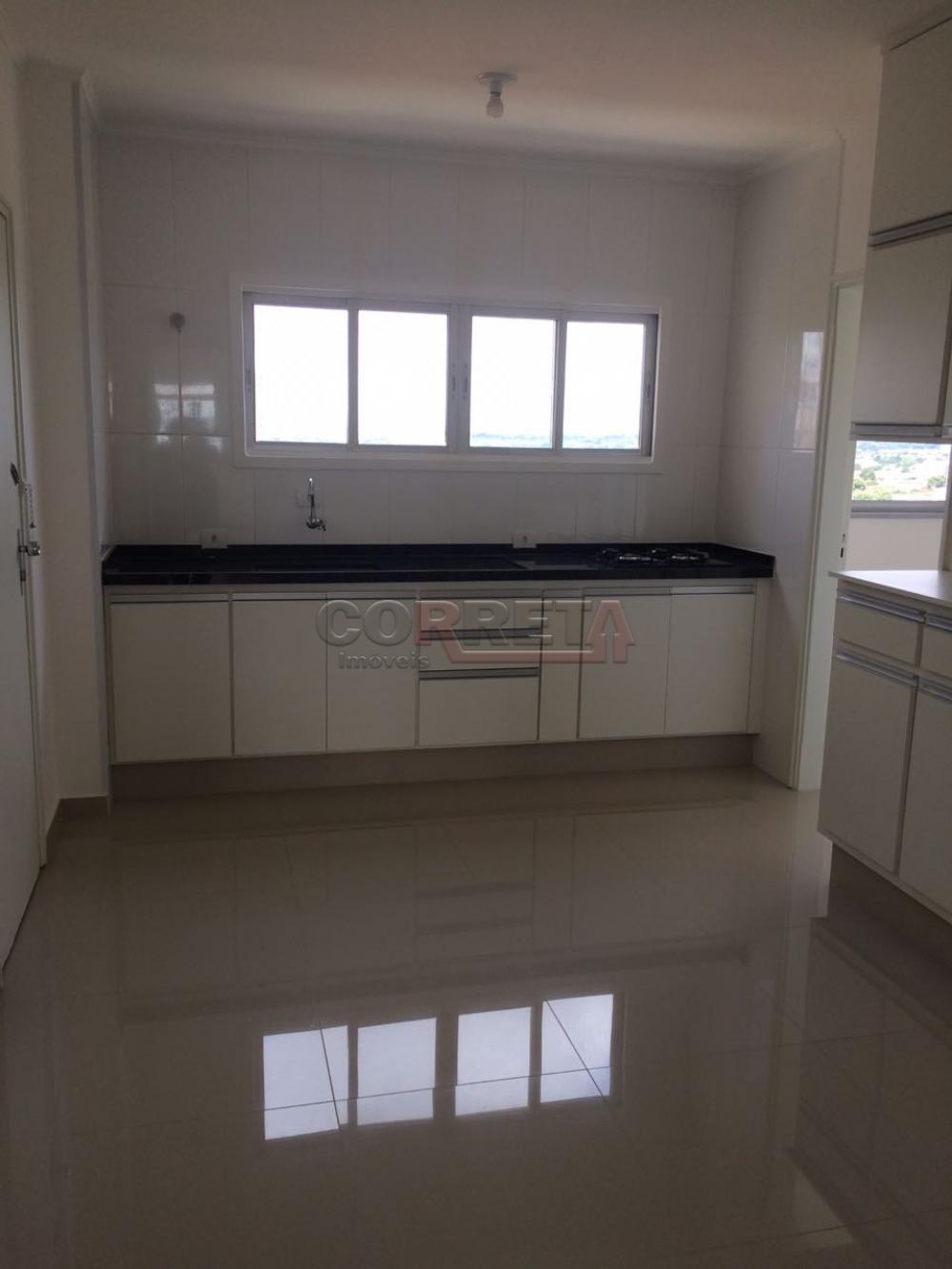 Aracatuba Apartamento Locacao R$ 1.200,00 Condominio R$900,00 3 Dormitorios 1 Suite Area construida 160.00m2