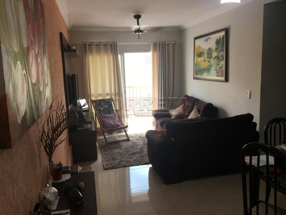 Aracatuba Apartamento Venda R$250.000,00 Condominio R$200,00 3 Dormitorios 1 Suite Area construida 96.50m2