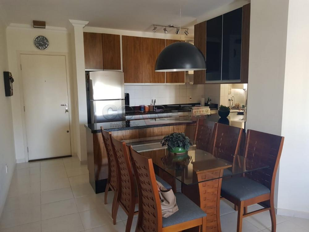 Aracatuba Apartamento Venda R$350.000,00 3 Dormitorios 1 Suite Area construida 88.60m2