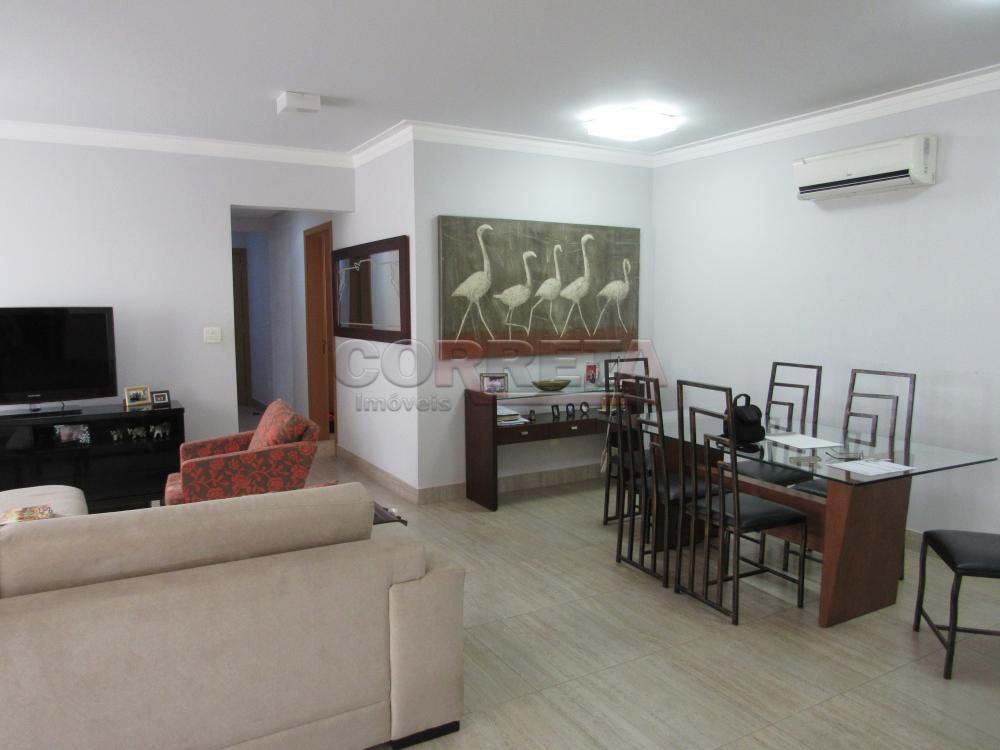 Aracatuba Apartamento Venda R$690.000,00 Condominio R$650,00 3 Dormitorios 3 Suites Area construida 146.00m2