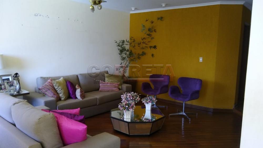 Aracatuba Apartamento Venda R$450.000,00 Condominio R$850,00 3 Dormitorios 1 Suite Area construida 180.00m2