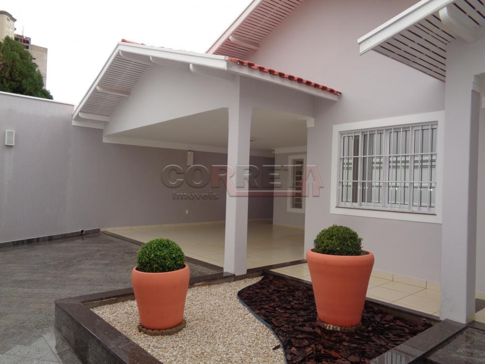 Aracatuba casa Locacao R$ 2.700,00 3 Dormitorios 2 Suites Area do terreno 330.00m2 Area construida 270.50m2