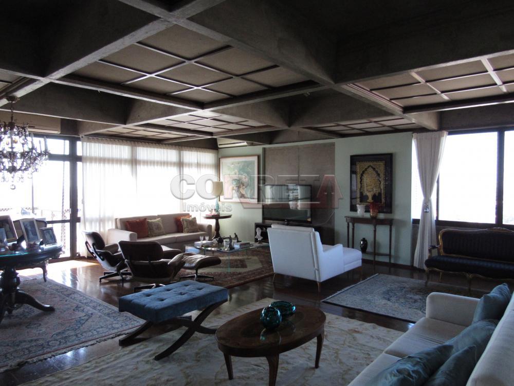 Aracatuba Apartamento Venda R$900.000,00 3 Dormitorios 3 Suites Area construida 415.00m2