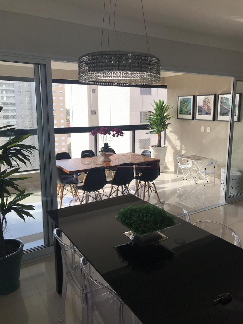 Aracatuba Apartamento Venda R$750.000,00 3 Dormitorios 3 Suites Area construida 138.00m2