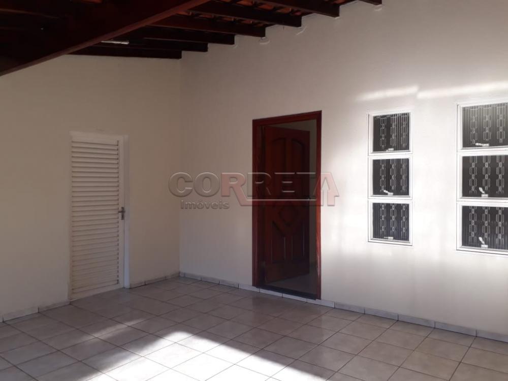 Aracatuba casa Locacao R$ 1.500,00 3 Dormitorios 1 Suite Area do terreno 212.50m2 Area construida 157.17m2