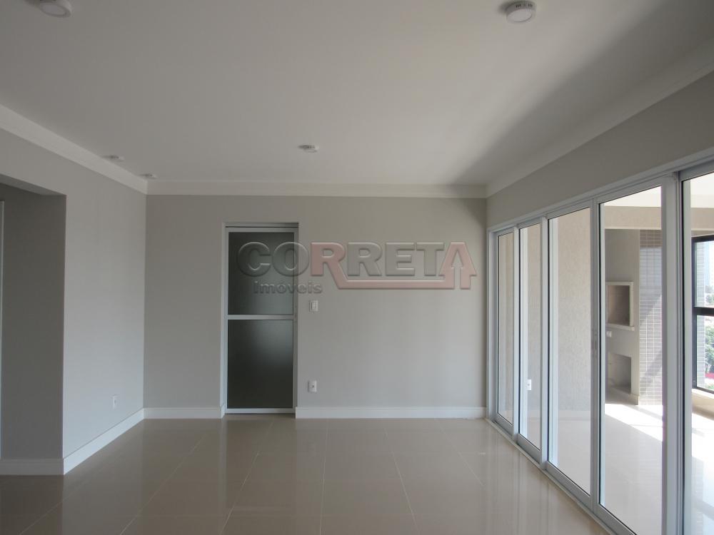 Aracatuba Apartamento Venda R$790.000,00 3 Dormitorios 3 Suites Area construida 135.00m2