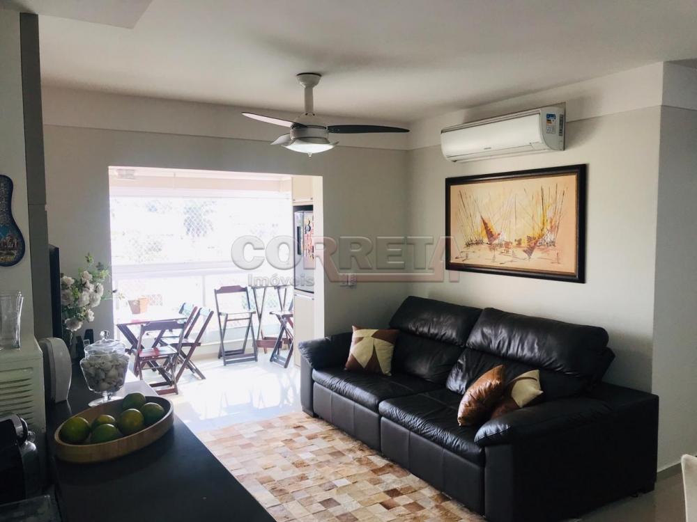Aracatuba Apartamento Venda R$490.000,00 Condominio R$295,00 3 Dormitorios 1 Suite Area construida 94.91m2