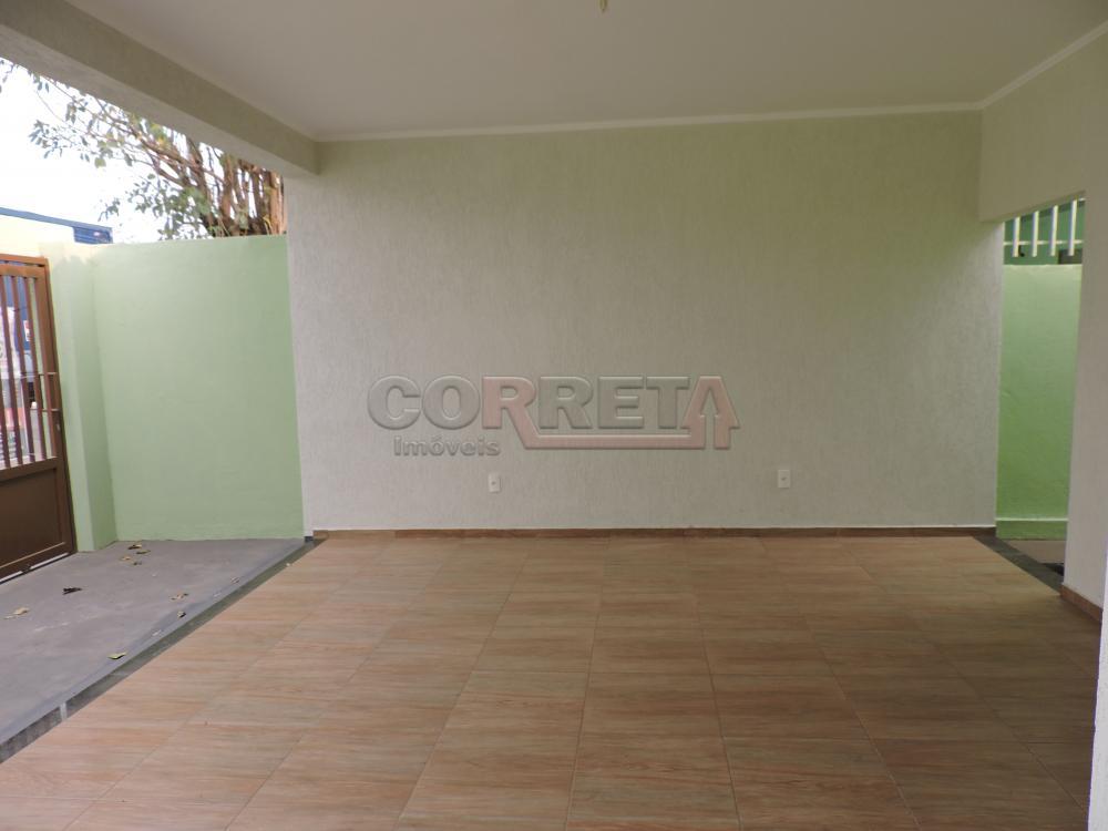 Aracatuba casa Locacao R$ 1.200,00 2 Dormitorios 1 Suite Area do terreno 250.00m2 Area construida 100.00m2