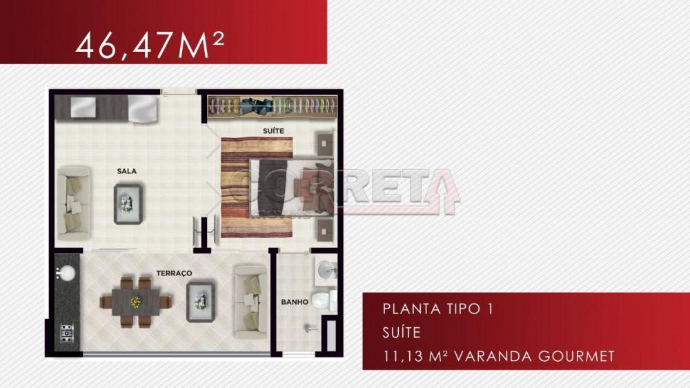 Comprar Apartamento / Padrão em Araçatuba apenas R$ 218.000,00 - Foto 8