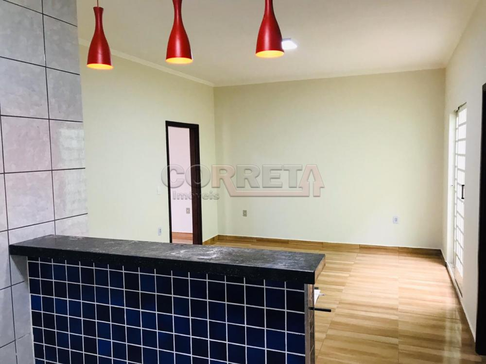 Aracatuba casa Venda R$320.000,00 3 Dormitorios 1 Suite Area do terreno 250.00m2 Area construida 125.00m2