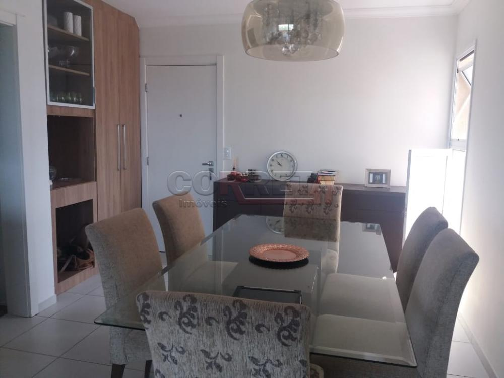 Aracatuba Apartamento Venda R$530.000,00 3 Dormitorios 1 Suite Area construida 103.00m2
