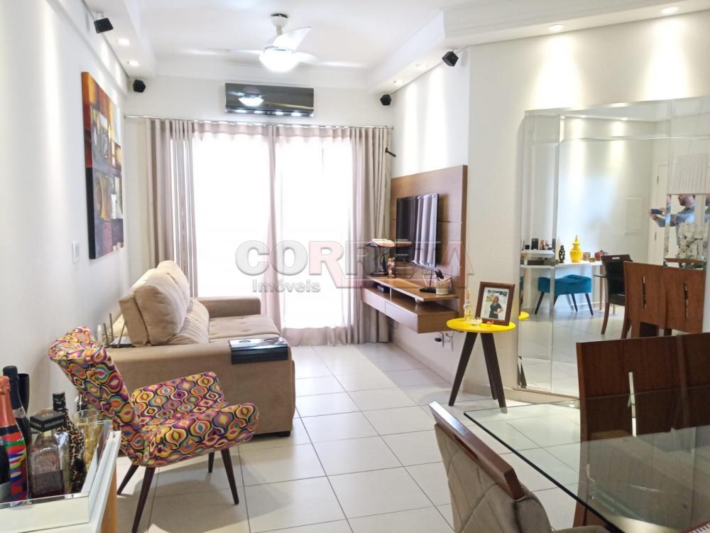 Aracatuba Apartamento Venda R$330.000,00 3 Dormitorios 1 Suite Area construida 98.00m2