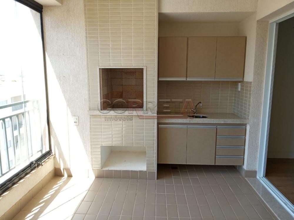 Aracatuba Apartamento Venda R$600.000,00 Condominio R$595,00 3 Dormitorios 3 Suites Area construida 114.00m2