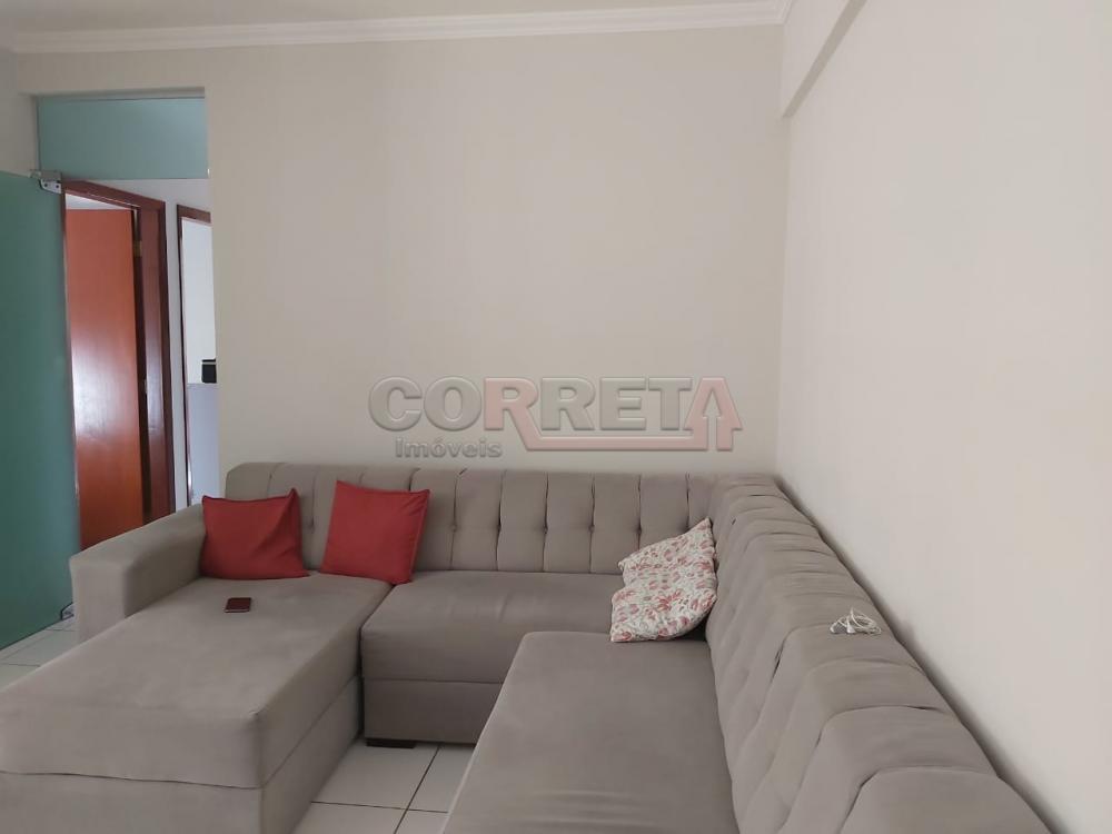 Aracatuba Apartamento Venda R$220.000,00 3 Dormitorios 1 Suite Area construida 82.00m2