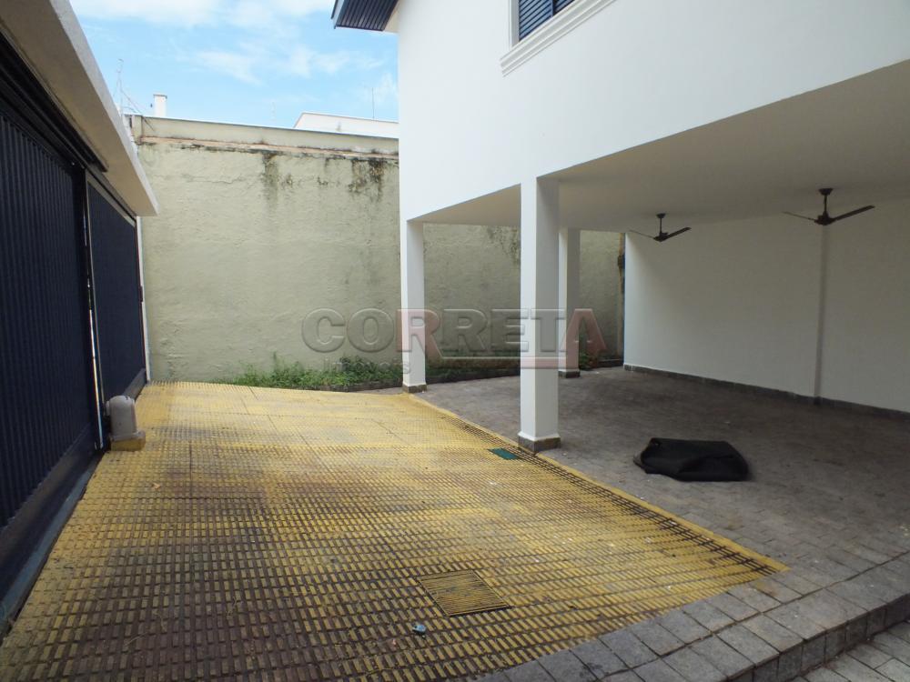 Aracatuba casa Locacao R$ 3.450,00 4 Dormitorios 4 Suites Area do terreno 705.00m2 Area construida 492.00m2