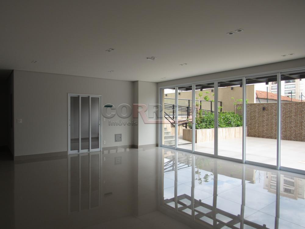 Aracatuba Apartamento Venda R$650.000,00 3 Dormitorios 3 Suites Area construida 135.00m2