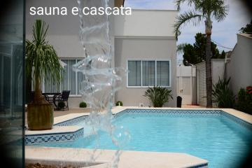 Aracatuba Condominio Habiana I Casa Venda R$1.800.000,00 Condominio R$550,00 3 Dormitorios 3 Vagas Area do terreno 780.00m2 Area construida 512.00m2