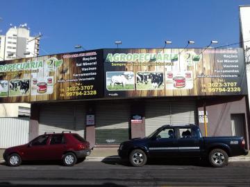 Aracatuba Centro Salao Locacao R$ 4.000,00  5 Vagas Area construida 305.00m2