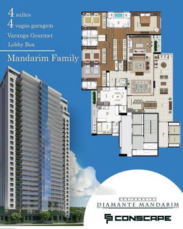 Aracatuba Parque Baguacu Apartamento Venda R$1.500.000,00 3 Dormitorios 4 Vagas